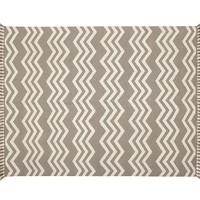 ZIG ZAG INDOOR/OUTDOOR RUG