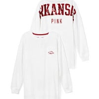 University of Arkansas Bling Varsity Crew - PINK - Victoria's Secret