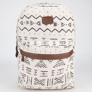 Billabong Wandering Moon Backpack White One Size For Women