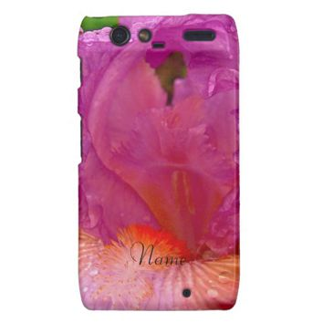 Iris Beauty Motorola Droid Razr Case
