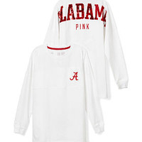University of Alabama Bling Varsity Crew - PINK - Victoria's Secret