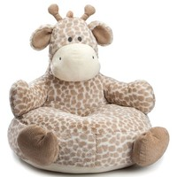 Infant Nat & Jules Giraffe Plush Baby Chair