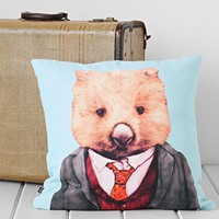 DENY Animal Crew Wombat Pillow - Urban Outfitters