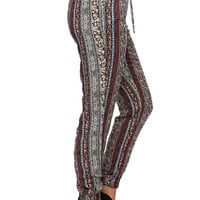 LA Hearts Challis Jogger Pants at PacSun.com