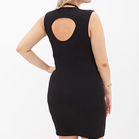 Matelassé Bodycon Dress