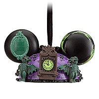 The Haunted Mansion Ear Hat Ornament
