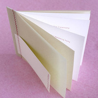 Zigzag Stitch Pages - 25 Perfect Programs - DIY Weddings - MarthaStewartWeddings.com
