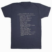 Printed Unisex Power Washed Tee- Scott Reeder
