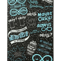 The Fault In Our Stars Love Note Poster