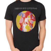 Balance And Composure Album Slim-Fit T-Shirt