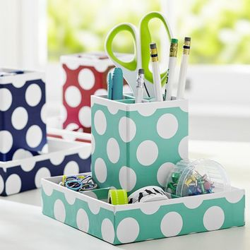 Printed Desk Accessories  Utility Caddy