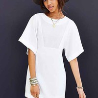 Sister Jane White Wing Shift Dress - Urban Outfitters