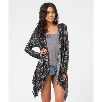 Billabong Women's Sea Voyagez Cardigan
