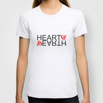 HEARTEARTH T-shirt by THE-LEMON-WATCH