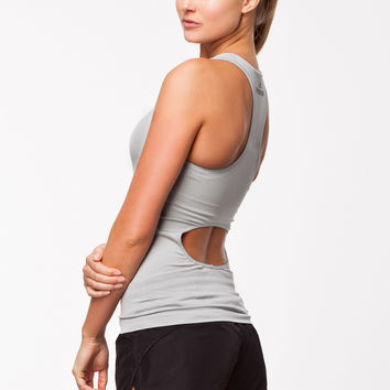 Training top with built-in sports bra by ADIDAS BY STELLA McCARTNEY - YO SL TANK