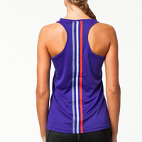 Running vest by ADIDAS PERFORMANCE - AK TANK W