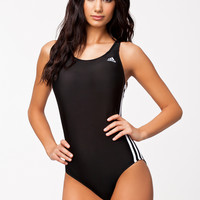 Swimsuit by ADIDAS PERFORMANCE - I 3S 1PC SWIMSUIT