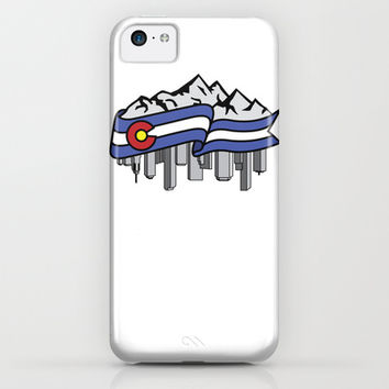 Denver, Colorado iPhone & iPod Case by HighTribe