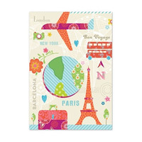 Bon Voyage Passport Cover | What is New | Animi Causa Boutique