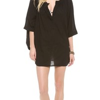 MIKOH SWIMWEAR Waikiki Cover Up