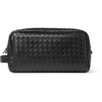Bottega Veneta - Intrecciato Leather Wash Bag | MR PORTER