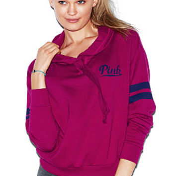 Pullover Hoodie  PINK  Victoriax27s Secret