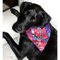 Batik Dog Bandana From Finn's Favorite