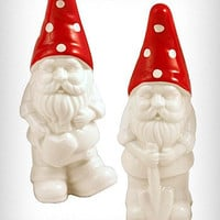 Gnome Salt & Pepper Shakers | PLASTICLAND
