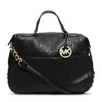 MICHAEL Michael Kors Large Shelley Studded Satchel