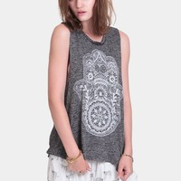 Give Me Peace Graphic Tank