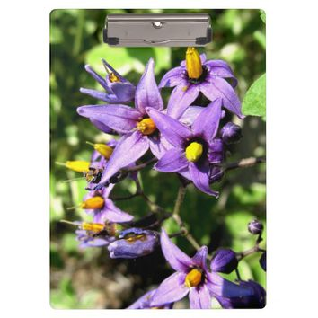 Flowers Clipboard