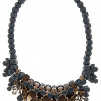 Boutique 1 - EK THONGPRASERT - Blue Royale Necklace | Boutique1.com