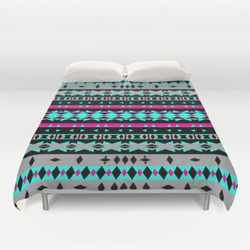 Mix #582 Duvet Cover by Ornaart