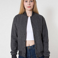 Unisex Wool Club Jacket