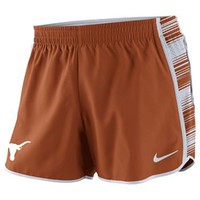 Nike Texas Longhorns Dri-FIT Shorts - Women's