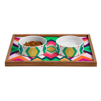Pet Bowl and Tray