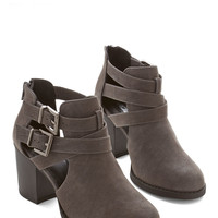 Adventure Essentials Bootie in Grey