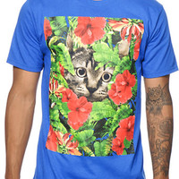 A-Lab Tropicat Tee Shirt