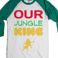 OUR JUNGLE KING T-shirt
