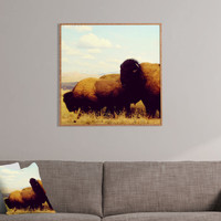 Chelsea Victoria Seldom Is Herd Framed Wall Art