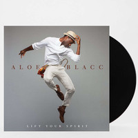 Aloe Blacc - Lift Your Spirit LP - Urban Outfitters