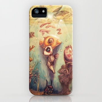 Below the Surface iPhone & iPod Case by Ben Geiger