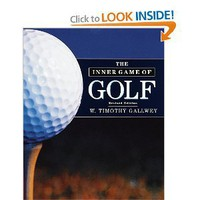 The Inner Game of Golf [Bargain Price] [Hardcover]