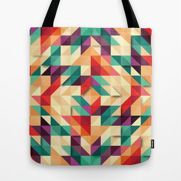 Infiltrate I Tote Bag by Limmyth