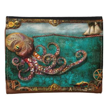 Steampunk - The tale of the Kraken