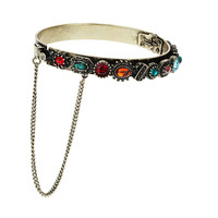 Assorted Glass Stone Bangle