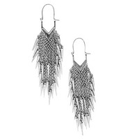 Ofella Earrings silver