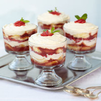 Trifle Dishes | Glassware | Stonewall Kitchen - Specialty Foods, Gifts, Gift Baskets, Kitchenware and Kitchen Accessories, Tableware, Home and Garden Dcor and Accessories