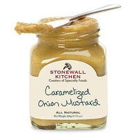 Carmelized Onion Mustard | New Products | Stonewall Kitchen - Specialty Foods, Gifts, Gift Baskets, Kitchenware and Kitchen Accessories, Tableware, Home and Garden Décor and Accessories