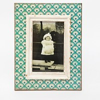 Boudoir Stamp Photo Frame